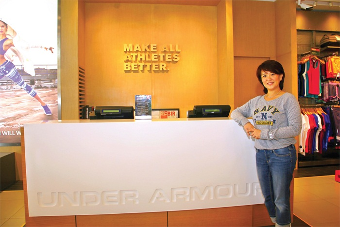 Ms Angelica Suiza_Under Armour