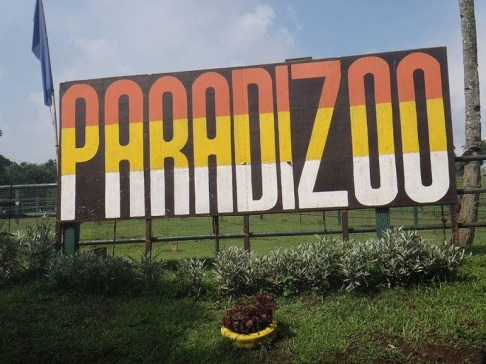 Paradizoo sign